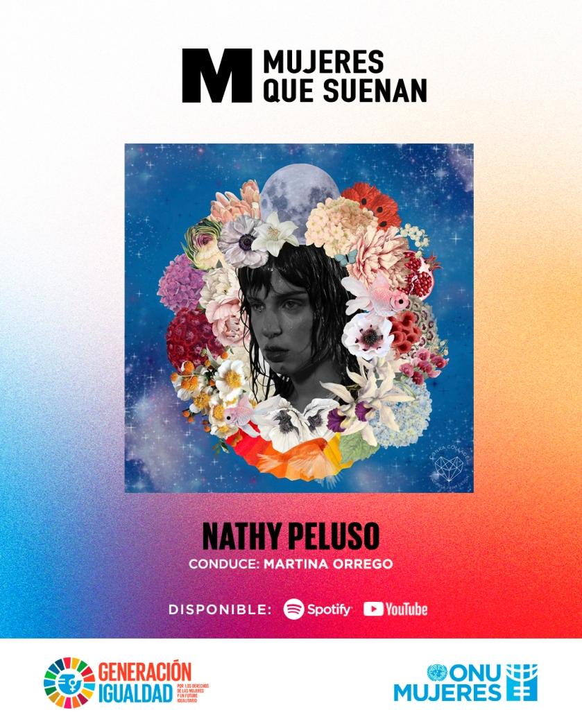 Afiche capítulo Nathy Peluso