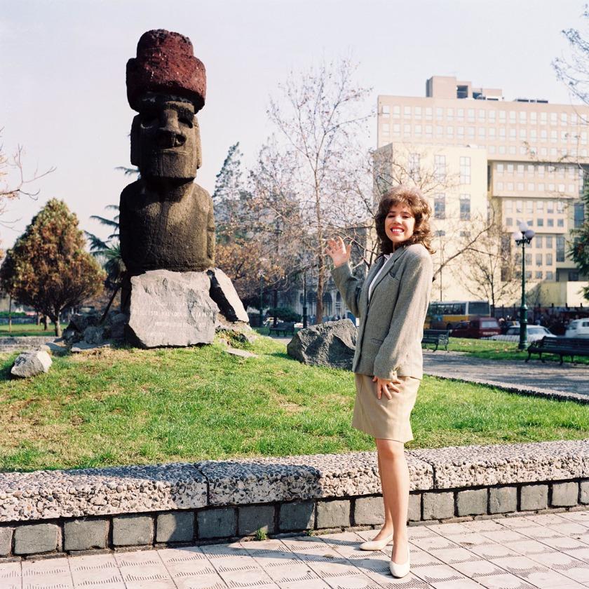 Claudia del Fierro (1) exhibición Revisionar _ La inscripción de miradas