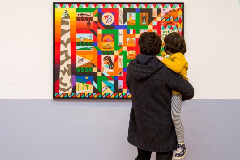 Exposición Pinturas de Aventura y Pararrayos 190 @FreddyIbarra